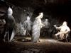 Miniera di Wieliczka - Sculture scolpite nel salgemma