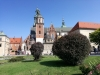 Cracovia - Collina di Wawel