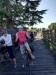 Iniziamo la nostra nuova avventura. Seguendo la ciclabile Alpe Adria, ci dirigiamo verso la città di Palmanova, città fortezza progettata nel 1593 dai veneziani, famosa per la sua pianta a forma di perfetta stella a nove punte, diventata patrimonio Unesco nel 2017.