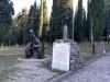Sacrario Militare di Redipuglia, posto sulla collina, simbolo e testimonianza degli eventi bellici che hanno segnato il territorio