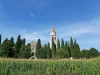 Scorgiamo la cittadina di Aquileia, dove sorge un'area archeologica Patrimonio dell'UNESCO