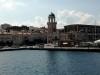 Arrivo alla città di Trieste capoluogo della regione Friuli Venezia Giulia.