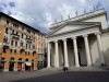Trieste - La chiesa di Sant'Antonio nel borgo Teresiano