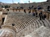 Jerash - Sito archologico - Teatro romano
