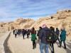 Inizia un fantastico percorso nel canyon di Petra