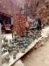 Petra - ai piedi del palazzo del tesoro del Faraone