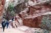 Antica città di Petra - ancora un pò di salita