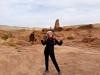 Antica città di Petra - percorso dei 600 scalini
