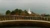 Vista panoramica della baia della Concha